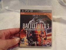 PS3 Game Battlefield 3 Premium Edition