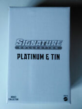 DC Universe Signature Collection Platinum & Tin NEW