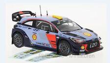 Hyundai i20 WRC - Mikkelsen/Jäger - Neuville/Gilsoul - Spain 2017 #4 & 5 - Ixo