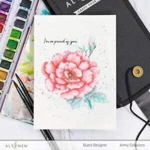 Altenew ALT3858 Watercolor Coloring Book