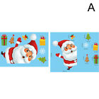 Christmas Wall Stickers Wall Window Glass Home Decoration Sticker Decal Murals C