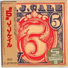 J.j.CALE-5-JAPAN MINI LP SHM-CD Ltd/Ed G00
