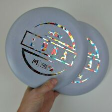 🔵🔴⚪� *Set Of 2* Discraft Luna, *Wonderbread* 173-174g