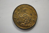 GERMANY HALLE 1846 - 1847 VERY OLD 42mm MEDAL B11 SS20