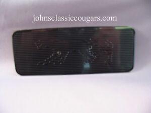 1969 Mercury Cougar Headlight Door Emblem Background Decal