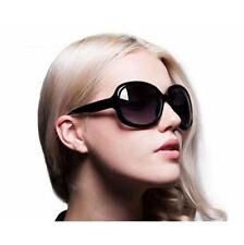 Womens Fashion Polarized Sunglasses Oversized Retro Designer Eyewear Shades #A2