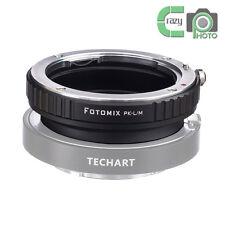 Pentax K PK Lens to Leica M L/M  M9 M8 M7 M6 M5 Camera Adapter fr TECHART LM-EA7
