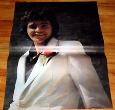 David Essex White Suit 29x39 Poster 1979 Personality Posters England #1153