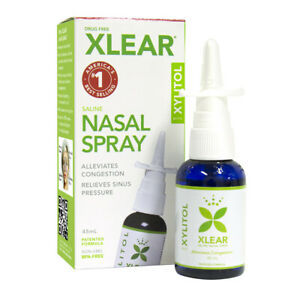 Sweet Life Xlear Nasal Spray with Xylitol 45mL