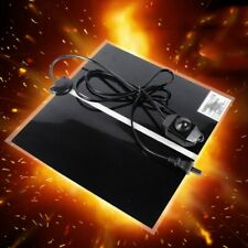 Reptile Vivarium Heat Mat Warm Heater Heating Pad with Thermostat Controller 1Pc