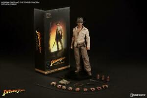 Indiana Jones Temple of Doom Sixth Scale Figure by Sideshow Collectibles