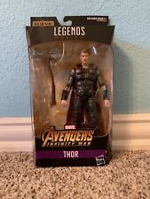 Marvel Legends Thor Avengers: Infinity War 6 Inch Figure Used (SEE DESCRIPTION)