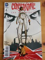 CONSTANTINE: The Hellblazer #3 (2015 DC Comics) ~ VF/NM Book