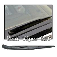Rear Windscreen Wiper Blade Arm Set Fit For Subaru Forester Outback Legacy Exiga