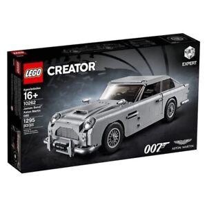 LEGO 10262 Creator Expert James Bond Aston Martin DB5 007 Brand New Sealed