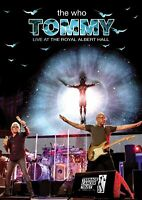 THE WHO - TOMMY : LIVE AT ROYAL ALBERT HALL NTSC All Region DVD *NEW*