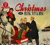 Christmas With Frank, Nat And Bing [CD]
