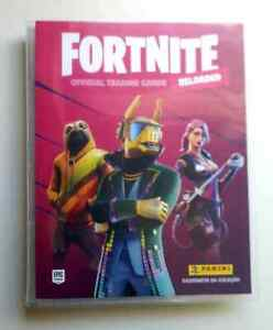 FORTNITE RELOADED Panini COMPLETE trading cards