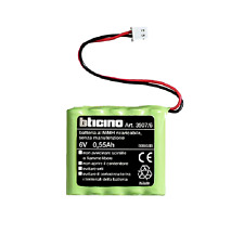 BTICINO 3507/6 BATTERIA 6V 0.5Ah PER SIRENA INTERNA