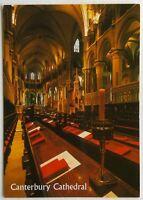 Canterbury Cathedral The Choir Postcard (P265)