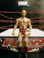 Cesaro - Basic Series - WWE Mattel Wrestling Figure WWF WCW RAW IS RAW SMACKDOWN