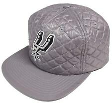 Mitchell & Ness San Antonio Spurs VQ46Z Quilted Snapback Cap Basecap Kappe
