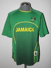 Drako Jamaica Football Jersey One Size (See Measurements)