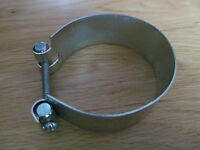 03-0116 BSA ARIEL TRIUMPH NORTON BIKE 60-65mm PISTON RING COMPRESSOR CLAMP ***