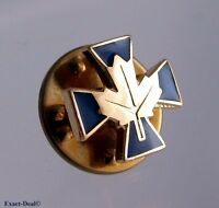 Canada Canadian The Officer of  The Order of Military Merit (O.M.M.)  Lapel Pin