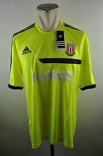 Stoke City Training Jersey Size XL Neon bet365 Adidas England 13-14 Jersey