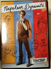 Jon heder- Caja Edición Napoleon Dynamite ~2004 Culto Comedia Clásica R1 US DVD