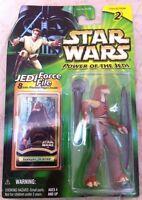 Star Wars Power Of The Jedi 2000 Gungan Warrior Case Fresh MOC Collection 2