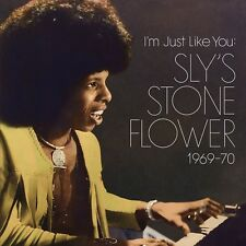 SLY STONE & I'M JUST LIKE YOU-SLY'S STONE FLO  CD NEW+