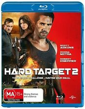 Hard Target 2 NEW B Region Blu Ray