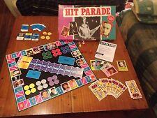 JEU DE PLATEAU - HIT PARADE - PARKER - 1988 - Complet