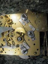Hermle clock movement #341-021, 35cm. for parts or repair