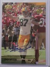 2014 Topps Prime Jordy Nelson Certified Auto Issue SP 12/15 Packers