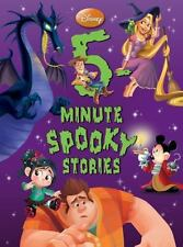 (NEW) 5 Minute Spooky Stories by Disney Book Group Hardcover PICTURE BOOK
