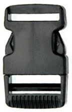 10 St. Steckschnalle Steckschließer f. 30mm Gurtband Acetal Steckschnallen
