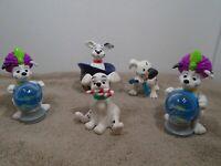 Disney McDonald's 101 Dalmatians Happy Meal Toys Collection Lot Free Ship