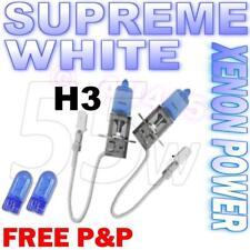 H3 55W Upgrade für Saab Super Xenonlicht Weiss Nebel / Punkt Leuchtmittel (453)