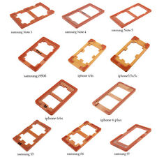 11 x Repair Mold LCD Separator Glass Screen Removal Mould For 6 6S S7 NOTE 3 4 5