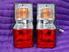 DAIHATSU FEROZA ROCKY SPORTRAK FOURTRAK TAIL LIGHT REAR LAMPS ASSY SET LH+RH