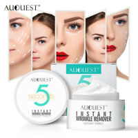 AuQuest 5 Seconds Wrinkle Remover Instant Face Cream Skin Tightening Hydrating
