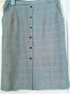 The Collection wool blend skirt size UK 18