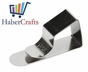 Table Clips Drawing Board Clips Easel Clip Cloth Holders Clamps (2 To 100 Packs)