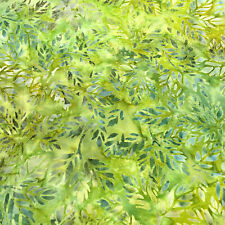 Robert Kaufman Batik Fabric By The Half Yard, AMD-18936-270-MEADOW