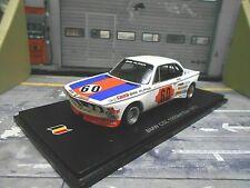 BMW 3.0 CSL Gr.5 Spa TWEM 1973 #60 Stuck Lauda Alpina 1/500 pc NEU Spark 1:43