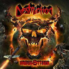 Under Attack + 3 bonus tracks DESTRUCTION CD ( FREE SHIPPING)