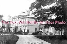 ST 601 - Thorpe Hall, Tamworth, Staffordshire c1905